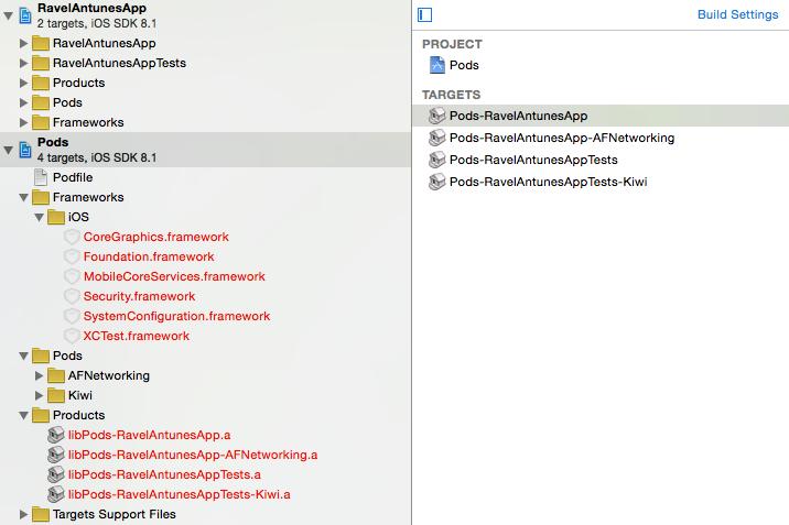 Mature iOS Development 2 - Xcode Dependency management